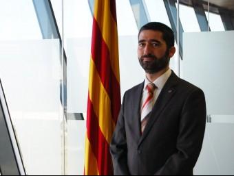 Jordi Puigneró, enginyer, havia estat regidor a l'Ajuntament de Sant Cugat del Vallès abans d'accedir a la direcció general de telecomunicacions.  Foto:L'ECONÒMIC