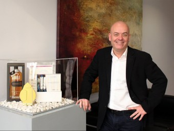 Ferran Esbrí és el director general de Durero Packaging.  Foto:DURERO PACKAGING
