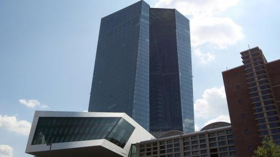 Seu central del Banc Central Europeu, a la ciutat alemanya de Frankfurt Foto:DANIEL ROLAND / AFP