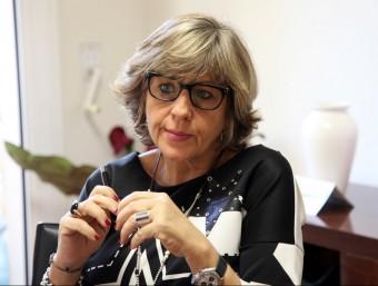 Esther Casademont, directora d'Hunivers People Hub.  Foto:ELISABET MAGRE