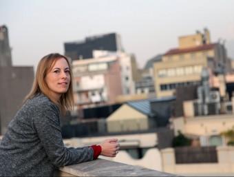 Noelia Hurtado, directora de Top Ten Franquicias.  Foto:ELISABET MAGRE