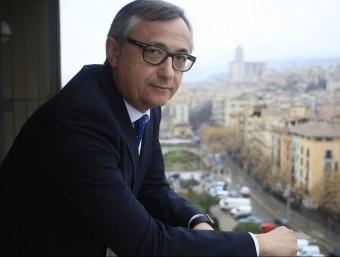 Agustí Codina és el director general de la cadena gironina Med Playa.  Foto:LLUÍS SERRAT