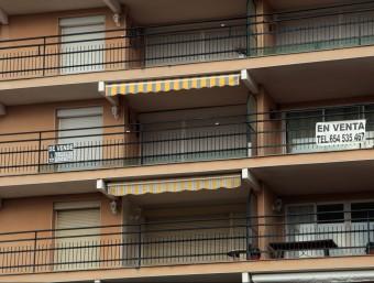 El totxo torna a ser un dels principals reclams d'inversió per a grans i petits capitals.  Foto:ARXIU