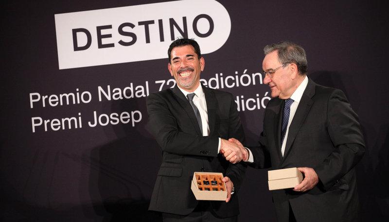 Una imatge del lliurament dels premis.