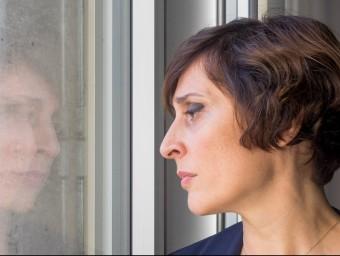 Clara Segura és la patòloga forense protagonista de la sèrie 'Nit i dia' que la cadena catalana presenta demà. Foto:TV3