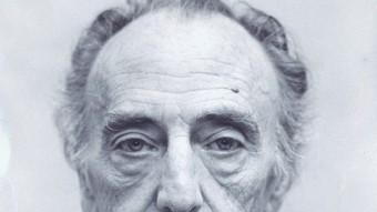 Agustí Bartra en una imatge d'arxiu Foto:EL PUNT AVUI
