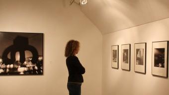 Un detall de la mostra del Palau Solterra Foto:N.G. / ACN