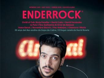 La portada d''Enderrock' del mes de febrer 2016