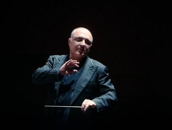 Ernest Martínez-Izquierdo, ex director de l'OBC, dirigirà el programa Foto:ARXIU