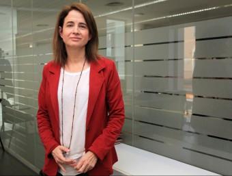Cristina Pérez, sotsdirectora de Salut Pública de Girona. Foto:JOAN SABATER