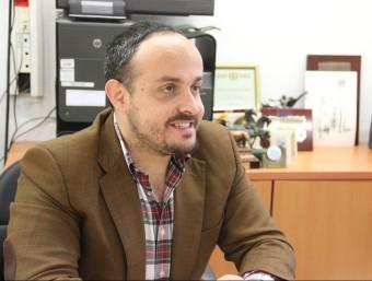 Fernández ha estat l'oposició dos mandats. Va ser regidor de govern amb CiU entre el 2003 i el 2007 Foto:A.P