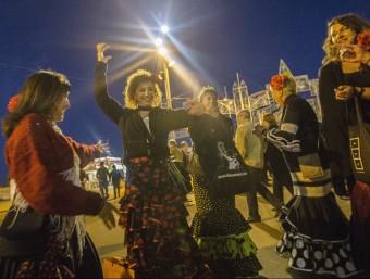 La Fira d'Abril se celebra a l'esplanada del Fòrum Foto:A.S