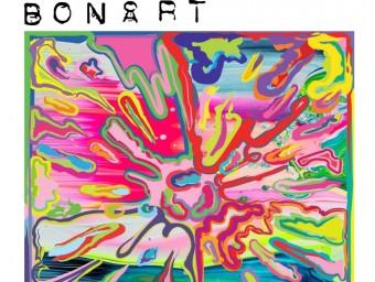 Portada de 'Bonart'. Obra de Peter Halley i Yago Hortal.