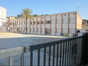 Una part de l'antiga escola Labandària de Llavaneres s'habilitaran com a comissaria de la policia local Foto:LL.M
