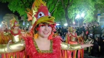 Les comparses participants van oferir tot un espectacle de color i dansa. Foto:INFOCAMP