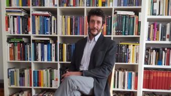 José Moisés Martín és economista per la Universidad Autónoma de Madrid i col·labora com a columnista en diferents mitjans.  Foto:L'ECONÒMIC