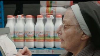 Un fotograma del documental que TV3 emet després de 'Suñol, un crit valent' Foto:TV3