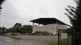Planta de transferència de Forallac. Foto:E. AGULLÓ