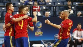 La selecció espanyola ja és a les semifinals Foto:EFE