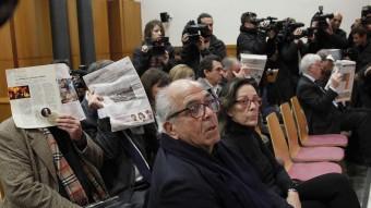El doctor Morin i la seva dona, en el segon judici Foto:EFE