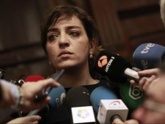 La delegada de Cultura de l'Ajuntament de Madrid, Celia Mayer Foto:EFE