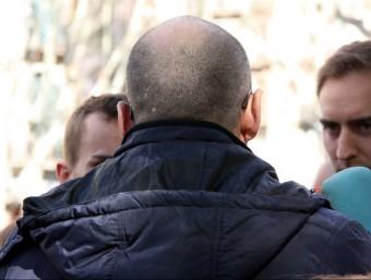 Manuel, el pare que va denunciar els abusos d'un professor dels Maristes de Les Corts Foto:ACN
