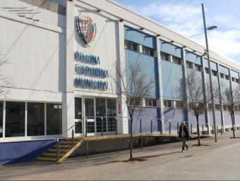 Mancances històriquesLa piscina municipal Mireia Belmonte està al centre de la ciutat. És la més vella i la que arrossega més problemes.