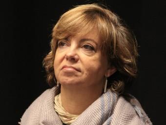 La consellera Borràs en una imatge d'arxiu Foto:L.S