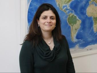 Núria Betriu és la consellera delegada d'Acció.  Foto:ARXIU/ORIOL DURAN