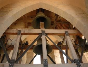 Les campanes de la catedral ra no toquen de nit Foto:CAPITOL DE LA CATEDRAL