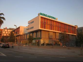 L'edifici d'El Rengle de Mataró Foto:LL.M