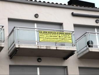 Un pis en venda a Sant Antoni de Calonge Foto:JOAN SABATER