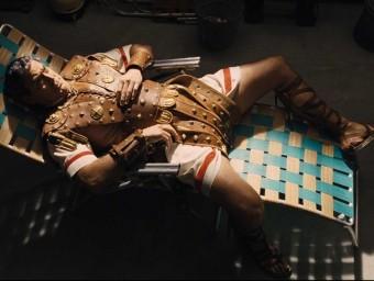 George Clooney en una imatge de la pel·lícula dels Coen '¡Ave. César!' Foto:ARXIU