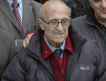 Jacint Plana, el 2007