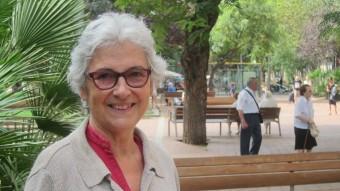 L'economista Muriel Casals era diputada del Parlament des de l'actual legislatura Foto:EP