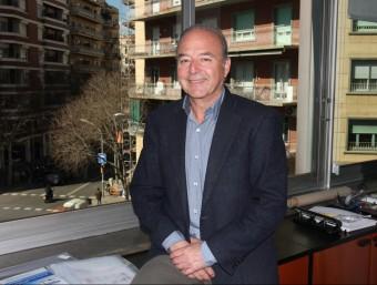 Gustavo Piera és empresari, conferenciant, formador i 'coach' executiu.  Foto:FRANCESC MUÑOZ
