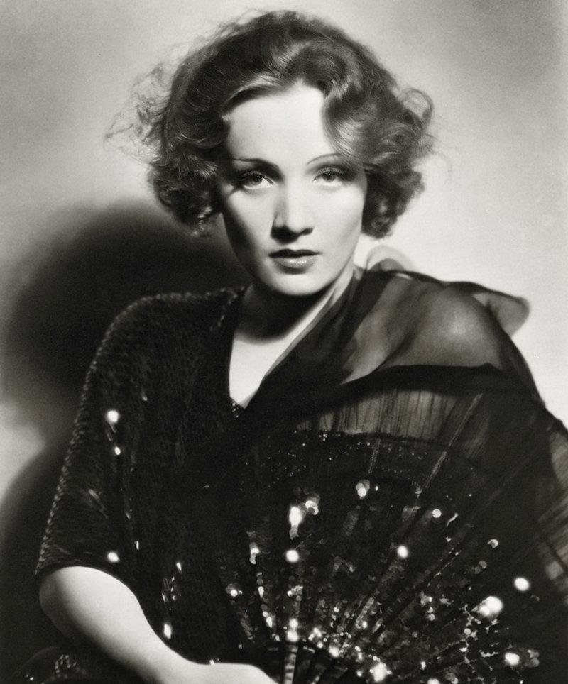 Imatge de Marlene Dietrich.