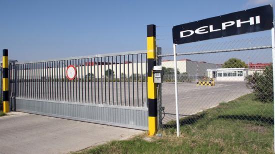 La factoria de Delplhi a sant Cugat del Vallès Foto:E.P