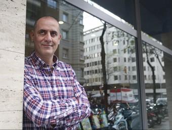 Jaume Gurt, director d'organització i desenvolupament de persones de Schibsted Spain