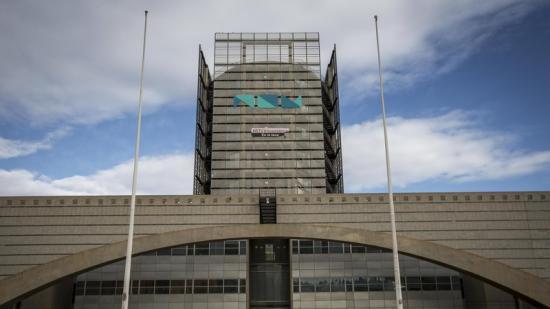 El centre de produccions de RTVV a Burjassot. Foto:ARXIU