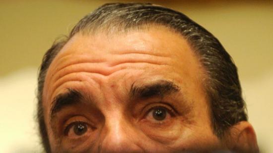 Mario Conde, en una imatge de setembre del 2009 Foto:P-P. MARCOU / AFP