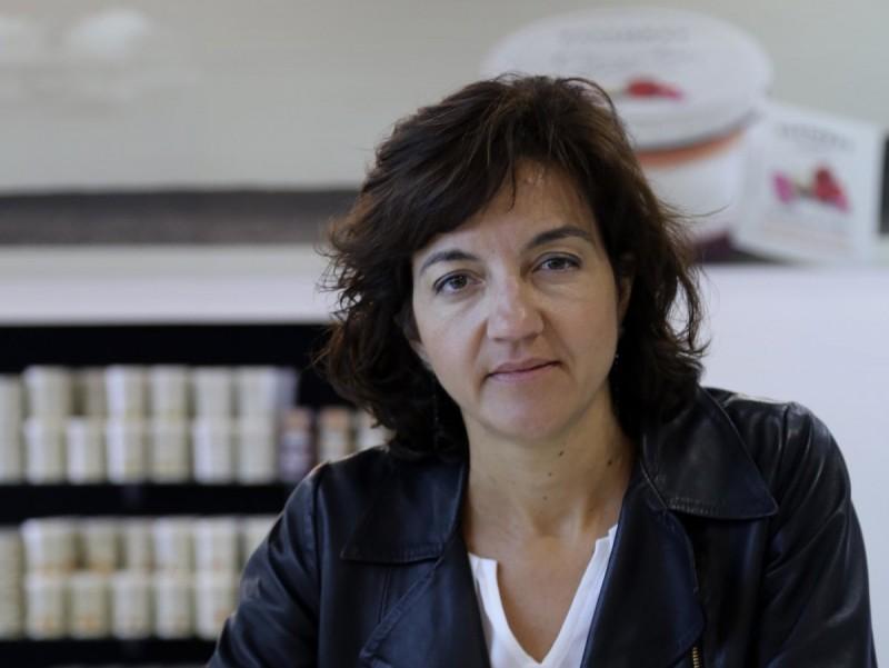 Teresa Vallès, cofundadora de l'empresa Pastoret.  Foto:QUIM PUIG