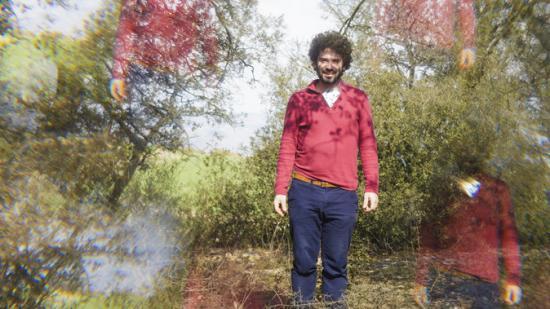 Joan Pons, a més d'El Petit de Cal Eril, exerceix d'enginyer de so per a discos i pel·lícules Foto:ROMÁN YÑÁN
