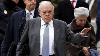 Jordi Pujol , expresident de la Generalitat Foto:REUTERS