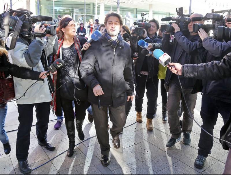 Oriol Pujol està imputat pel cas de les ITV, de favoritisme en el concurs públic.  Foto:ARXIU/JUANMA RAMOS