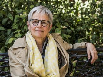 La catedràtica Lola Badia (Barcelona, 1951) és membre numerària de la Reial Acadèmia de les Bones Lletres de Barcelona Foto:JOSEP LOSADA