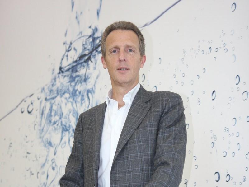 Xavier Tintoré, director general corporatiu de Fluidra.  Foto:FRANCESC MUÑOZ