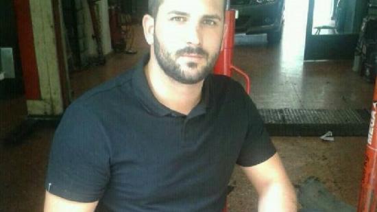 Juan Carlos Canel Gradoli, en una imatge penjada per ell a Internet