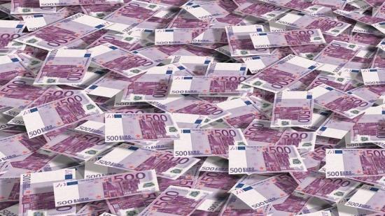 Els bitllets de 500 euros seran encara més rars a partir del 2019