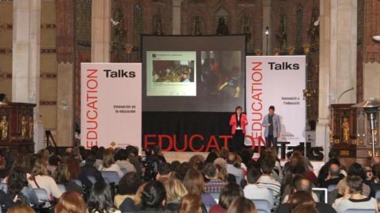 Els participants de la xerrada